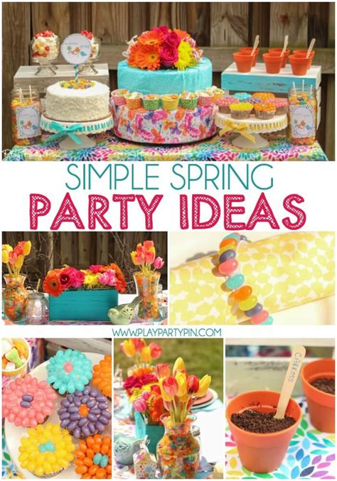 20 spring diy ideas and party time the 36th avenue easy diy spring napkin rings