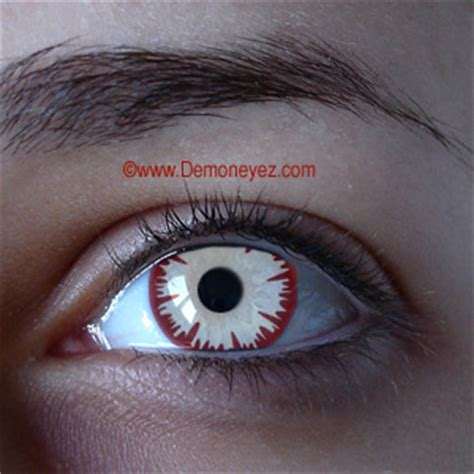 infected zombie halloween contact lenses zombie store