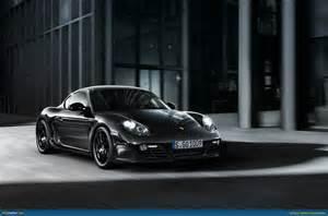 Porsche S Ausmotive 187 Porsche Cayman S Black Edition