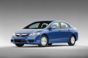 2009 honda civic hybrid gets a facelift still requires
