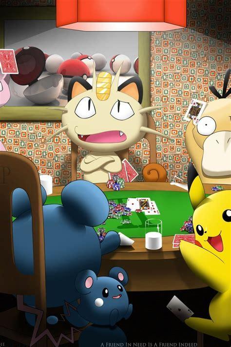 Meowth mew pikachu pokemon psyduck wallpaper