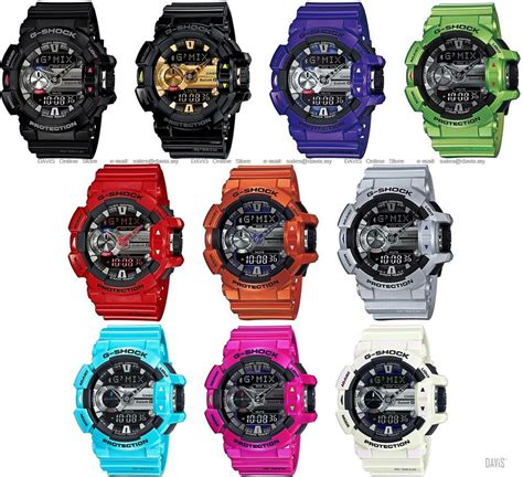 Jam Tangan Casio Gshock Gmix Black casio gba 400 g shock g mix bluetoot end 4 29 2018 5 39 pm