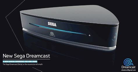 sega new console sega is a new console and it might be dreamcast 2