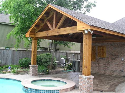 Free Patio Cover Design Plans Decosee Patio Cover Ideas
