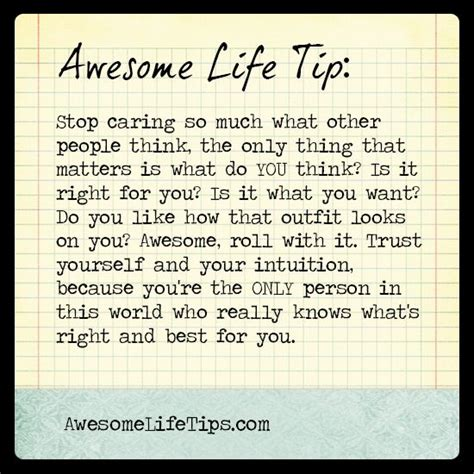 life tips awesome life tip intuition knows best gt gt www