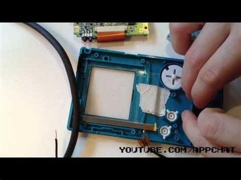 gameboy backlight mod kit original dmg gameboy backlight mod retrofit screen kit
