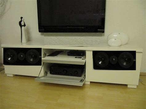 Besta Akustikstoff by Un 2x Canton Av 950 Als Stereo In Tv M 246 Bel