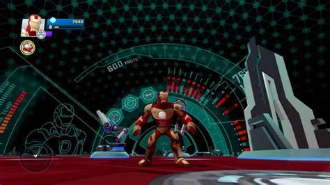 disney infinity marvel superheroes iron man mark