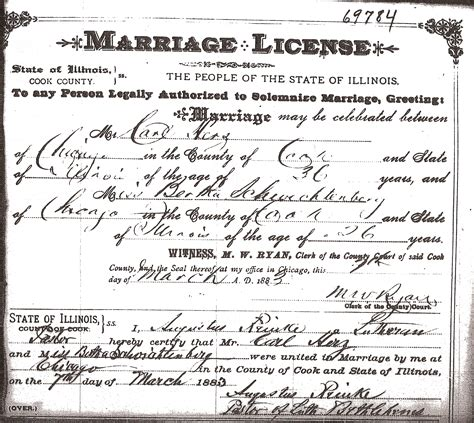 Marriage license state of rhode island