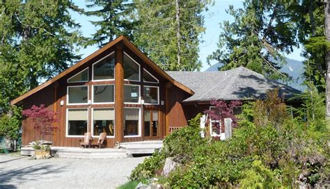 chalet home tofino chalet house tofino vacation rentals