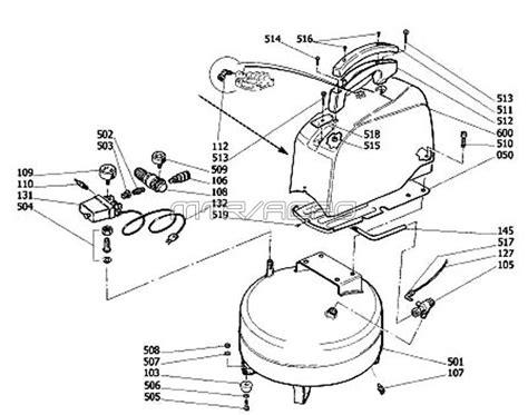bostitch cap2060p om200 parts master tool repair