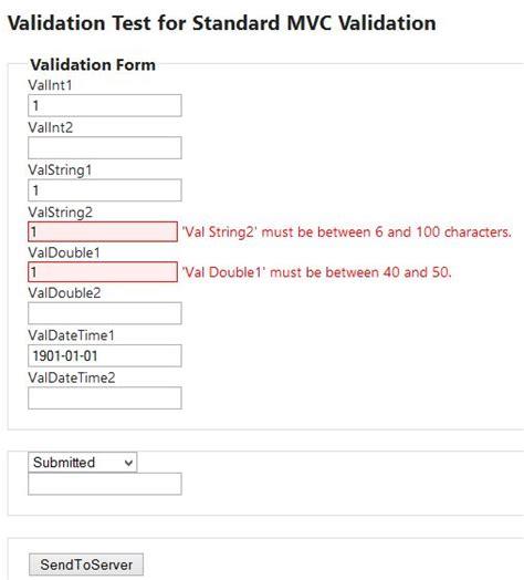 email format validation mvc simple mvc application using fluentvalidation mvc4 path