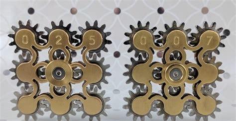 Fidget Spinner Gear Ex 9 world s top 10 most expensive fidget spinners wonderslist