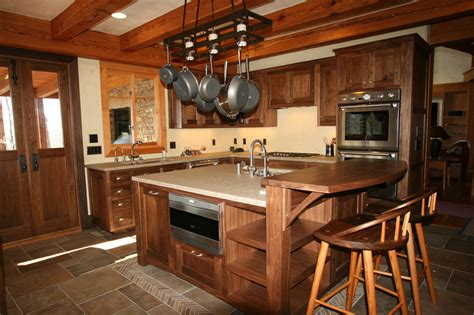 Frame Kitchen by Timber Frame Kitchens New Energy Works