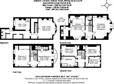 Georgian House Floor Plans Uk | english georgian house plans uk house design plans