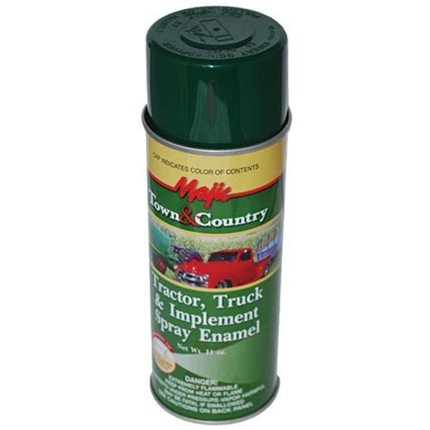 green paint spray 8 20974 tractor implement spray paint oliver green