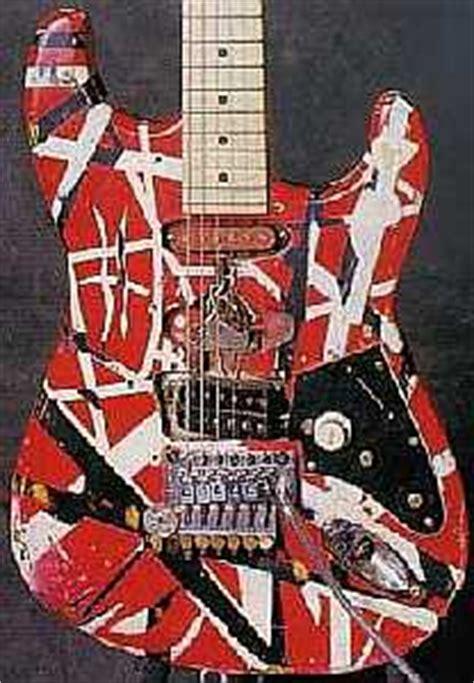 eddie van halen dragon guitar image eddie van halen s frankenstrat guitar jpg