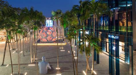 event design in miami palm court miami design district