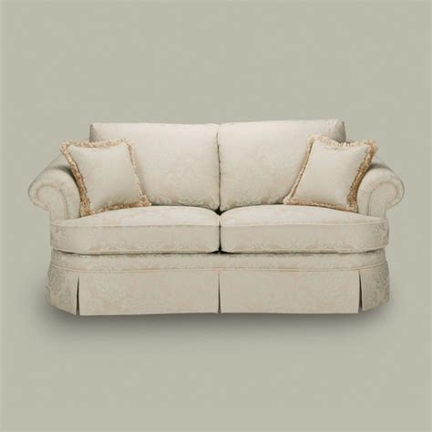 ethan allen paris sofa paris sofa two cushion traditional sofas by ethan