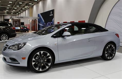 opel cascada 2018 2018 buick cascada convertible review changes specs