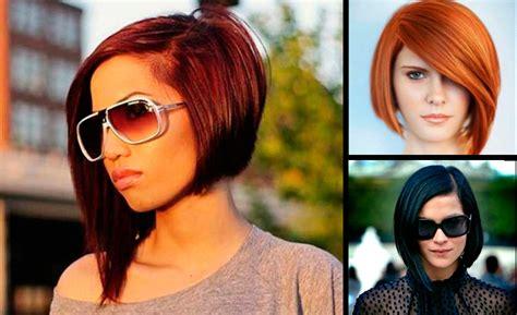 los cortes de pelo asimetricos bob usted debe tratar espanola moda los cortes de cabello que adelgazan tu cara yo amo los