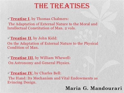 on the adaptation of external nature to the physical condition of principally with reference to the supply of his wants and the exercise of his intellectual faculties classic reprint books bridgewater treatises