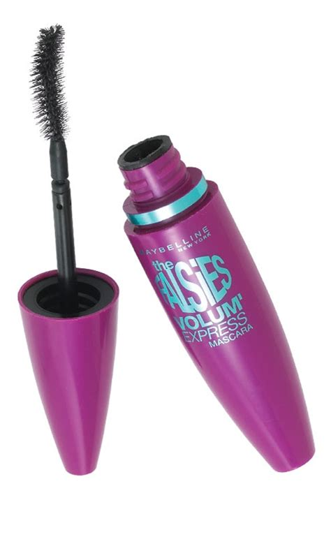 Maybelline Volum Express The Falsies Mascara Waterproof 10 mascaras i am throwing away for the new year bun bun makeup tips and product reviews