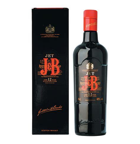 j amp b 12 yo jet scotch whisky makro online