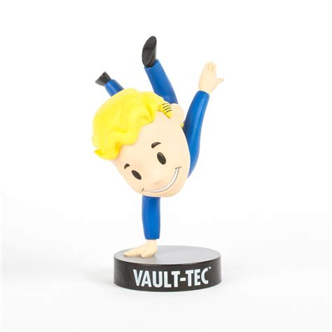bobblehead in vault 95 the bethesda store vault boy agility bobblehead 5 quot