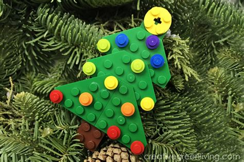 how to make a lego christmas tree crafts the crafting