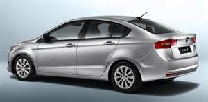 Proton Sedan 2012 Proton Preve Small Flagship Sedan Debuts Photos 1