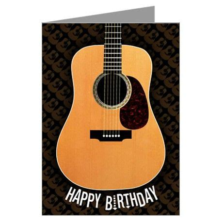 download mp3 happy birthday guitar acoustic 17 best images about music instruments cards on pinterest