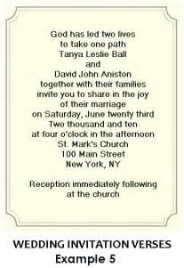 invitation wording wedding invitation wording and wedding invitation wording sles on