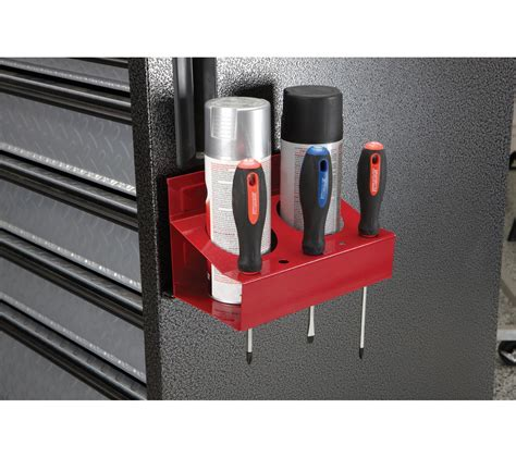 spray paint holder magnetic spray can and screwdriver holder