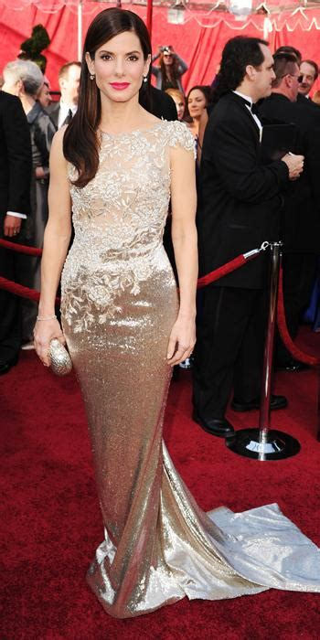 best 2010 oscars hairstyles oscar weekend zimbio what the winners wore 21 years of best actress dresses