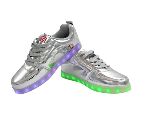 best kid shoes galaxy led shoes light up usb charging low top