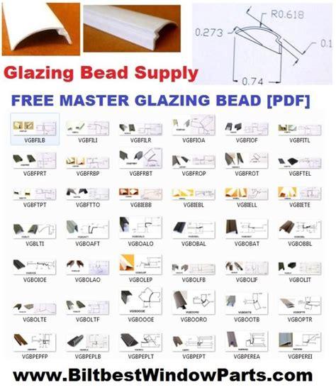 Door Glazing Bead & Product 79. 79 Glazing bead system