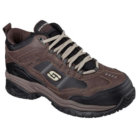 composite toe shoes skechers s work relaxed fit soft stride canopy
