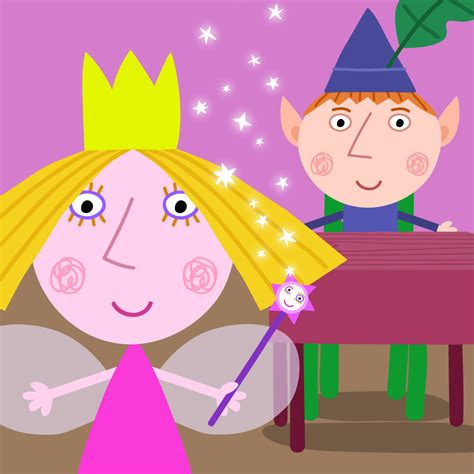 holly school princess ben and holly wallpaper wallpapersafari