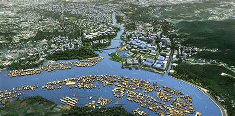 Waterfront House Designs by Bandar Seri Begawan Development Master Plan