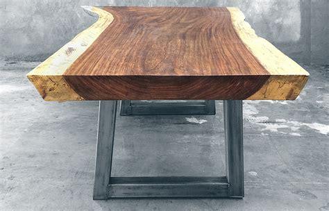 mesas de comedor de madera modernas mesas de parota finos modernos artesanales y alta