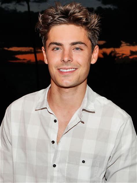 celebrity crush growing up zac efron interview high school musical