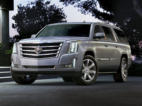 2015 Cadillac Escalade ESV   Price, Photos, Reviews & Features