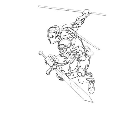 free coloring pages of deathstroke