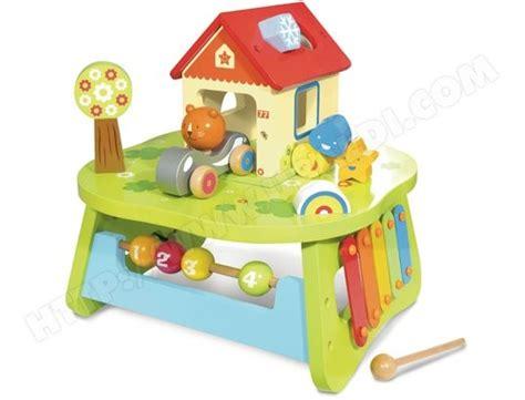 house of toys jeu de construction en bois house of toys le jardin de suzy 450345 pas cher ubaldi com
