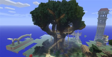 how to make a cool treehouse in minecraft tree minecraft project