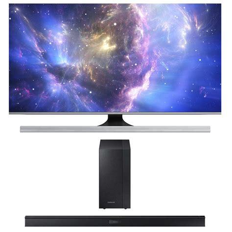 samsung un55js8500 55 inch 2160p 3d smart uhd tv hw j450 soundbar bundle ebay