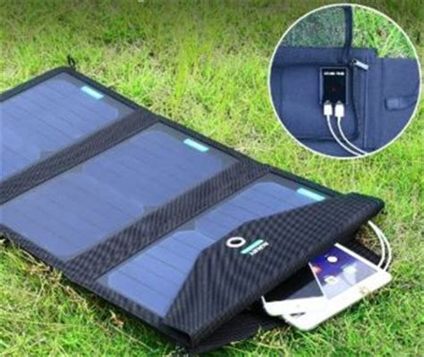 best solar charger for android phone: buying guide 2018