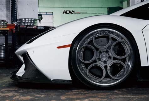 Lamborghini Aventador Tire Size Lamborghini Aventador Custom Wheels Adv 1 05c Track Spec