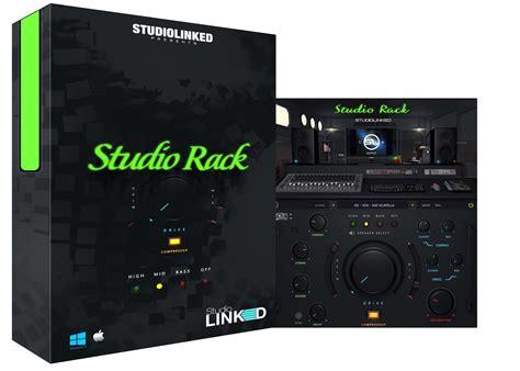 Montana Studio Rack by Studiolinked Releases Studio Rack Multi Effects In